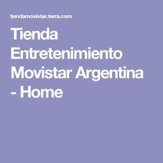 Tienda Entretenimiento Movistar Argentina - Home