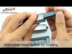 PM15S Push Open System Magnetic Door Catch Latch