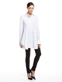 DK be working my last nerve . . . . got me tryin to figure out how to buy a shirt that is way outta my financial reality.    EASY SHIRT - Donna Karan