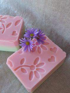 Soap! I must get myself a fondant liner :-)