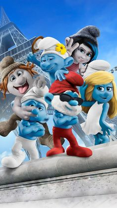 Image from http://iwall365.com/iPhoneWallpaper/640x1136/1307/The-Smurfs-2_640x1136_iPhone_5_wallpaper.jpg.