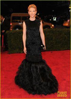 2012 MET - Cate Blanchett, McQueen