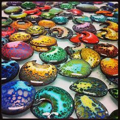 Liquid Acrlic Paint For Glass Cabochons