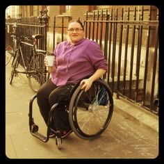 """I'm Not A """"Person With A Disability: I'm A Disabled Person"""" - Most people look at the word """"disabled"""" and assume it means """"less able."""" It doesn't. It means """"prevented from functioning."""" When I turn the wireless connection off on my computer, I get told that the connection has been """"disabled"""":"""