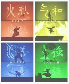 Legend of Korra/ Avatar the Last Airbender: intro mash up
