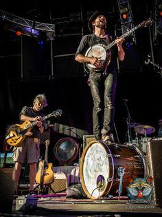 The Avett Brothers – 2014 Photos | 10th Annual Mountain Jam - June 5-8, 2014 #magicallymusical