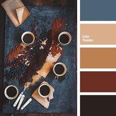 Ideas living room colors palette decoration for 2019 Colour Pallette, Copper Colour Palette, Fall Color Palette, Copper Paint Colors, Earth Colour Palette, Modern Color Palette, Color Palate, Paint Colours, Pastel Colors