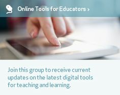 Thinkfinity allows individuals to search lesson ideas, activities, video clips, and more from a variety of partner sites by grade level, content area, resource type, and with a specific keyword search.  See more tools at www.digitallearningday.org