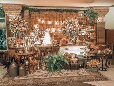 Elope Wedding, Boho Wedding, Wedding Table, Catering Table, Wedding Hall Decorations, Boho Theme, Park Weddings, Marriage, Wedding Inspiration