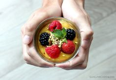 Lime and Orange curd