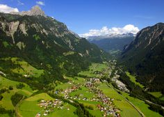 Popular destinations in the Alpenregion Vorarlberg - Overview of all the destinations in the Klostertal, Brandnertal, Alpenstadt Bludenz and biosphere reserve Großes Walsertal. Golf Courses, Places To Visit, Adventure, Mountains, Travel, Hungary, Austria, Alps, Woodland Forest