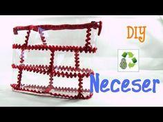 28. DIY NECESER (RECICLAJE DE BOTELLAS DE PLÁSTICO) - YouTube