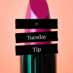We're starting a new trend on Tuesday's called #TuesdaysTip! It's not fair that we keep all our beauty secrets to ourselves so we thought we'd start sharing so all can be GLAMAous. Today's Tuesday's tip - is all about the lip. 💄 Do you ever get frustrated that your favorite lip color doesn't come in matte? 😢 Well good news, you can STOP searching. Just grab a light or translucent face powder and after your lipstick application, take a brush or your finger and seal the lip with a top coat…