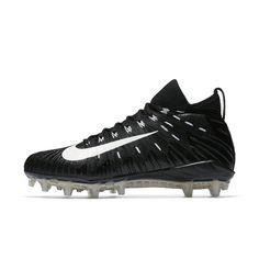 Nike Alpha Menace Elite Men s Football Cleat Size 12.5 (Black) Mens  Football Cleats 4842a06eb9cb7