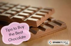 SparkPeople.com: Be Choosy about Chocolate (Not All Chocolate is Created Equal) - The findings suggest that chocolate's naturally occurring phytochemicals, called flavanols, may help to prevent high blood pressure, improve heart health, and increase insulin sensitivity. -- But all chocolate is not created equal, and not all types of chocolate offer these health benefits.