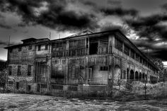 Abandoned Insane Asylums | Abandoned Insane Asylum - Woogaroo - Wacol, Brisbane. | Flickr - Photo ...