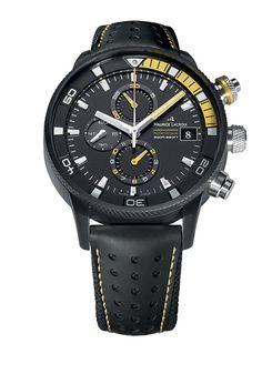 Maurice Lacroix dévoile la Pontos S Supercharged pour Baselworld 2014, une montre sportive pour les amateurs de performance, en acier inoxydable.