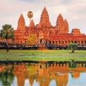 Vietnam and the Historic Mekong River Cruise 2014 Angkor Wat • Phnom Penh • Ho Chi Minh City • Hanoi 16 Days • 31 Meals  2014 Departure Date: September 21  For Details Contact http://taylormadetravel.agentarc.com  taylormadetravel142@gmail.com  call 828-475-6227