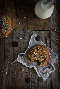 cookies061 Cookies choco-noisette (gluten free)