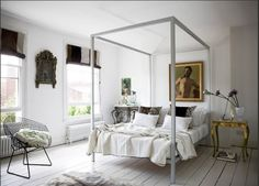 Mrs Boho: dormitorios