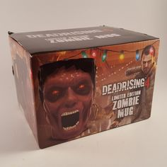 Dead Rising 4 Limited Edition Zombie Mug - PS4 XBox One PlayStation 4 Deadrising