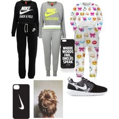 Nike And Emoji With Images Nike Track And Field Fashion