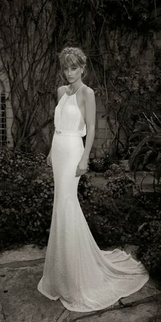 Tal Kahlon 2013 Bridal Collection #WeddingDress | http://www.bellethemagazine.com/2013/12/tal-kahlon-2013-bridal-collection.html