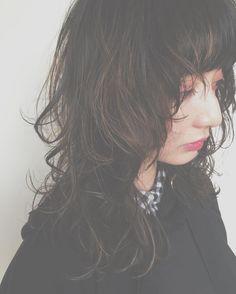 Love Hair, Hair Designs, Hair Inspo, Short Hair Styles, Hair Cuts, Hair Color, Hair Beauty, Hairstyle, Lady