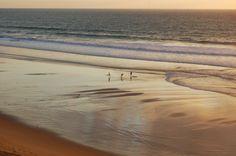 Secret beach in Tangier, Morocco #morocco
