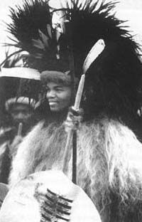 In 1899, King Sobhuza II was born. After the death of his father, his grandmother, Labotsibeni, assumed the Regency