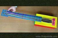 Como hacer una guitarra con cajas