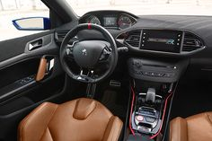 Release 2015 Peugeot 308 R Hybrid Review Interior View Model