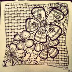 My Zendoodle 365-project, day 77 by ~Nadik on deviantART