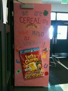 Teacher appreciation doors!!