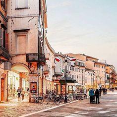 Sent @thererumnatura #rimini #italy #europe #travel #cities__world #римини #италия #европа #туризм #