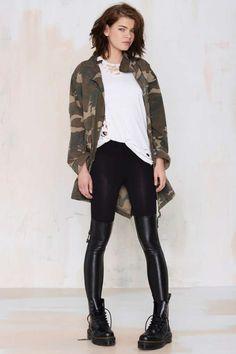 Nasty Gal Meet Me Halfway Leggings -  | Pants | Bottoms | Pants |  | Pants