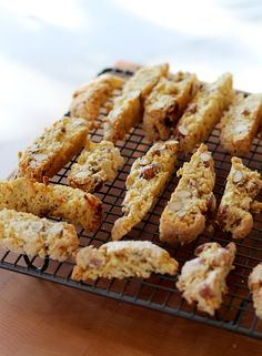 Zo maak je cantuccini koekjes