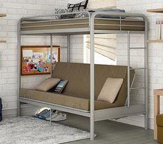 352 metal fuchsia futon bunk bed with finley mattress at argoscouk your online shop for beds boyu0027s bedrooms pinterest mattress