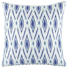 John Robshaw Textiles - Kalasin Lamai Decorative Pillow - Lamai - PILLOWS