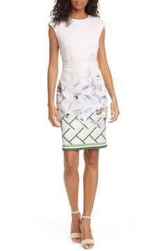 Looking for Ted Baker London Hailey Everglade Body-Con Dress ? Check out our picks for the Ted Baker London Hailey Everglade Body-Con Dress from the popular stores - all in one. Long Sleeve Maxi, Plus Size Blouses, Fit Flare Dress, Nordstrom Dresses, Ted Baker, Dresses Online, Fashion Dresses, Women's Dresses, Bodycon Dress