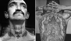 Life written in ink: History and symbolism of Russian prison tattoos