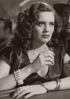 Actriz Argentina, Rosario Granados. Estrella del cine Mexicano, cubano, Espanol, y Argentino