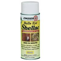 Bulls Eye Shellac Sealer & Finish  Non-toxic. Safe for children's toys, food areas. Seals knots, water stains, graffiti, spackle spots prior to painting. Sticks to metal, ceramic tile, iron work, screens.