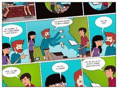 La herramienta de historietas gráficas más potente y fácil de utilizar.