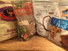 Many ALWAYS HUNGRY? Book readers have wondered: What kinds of flour can I use in the AH Phases and how do I substitute them in my favorite recipes? Here's our answer:  Non-grain flour products like almond flour, chickpea flour or coconut flour are recommended for all phases of the AH Book Program. Once you have hit your goals and moved into Stage 3, we recommend using grain-based flours with caution only as your body tolerates them.