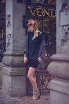 sandro fashion blogger