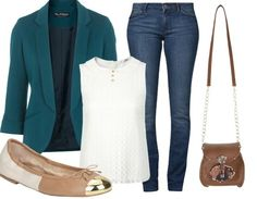 smart casual - Casual Outfit - stylefruits.co.uk