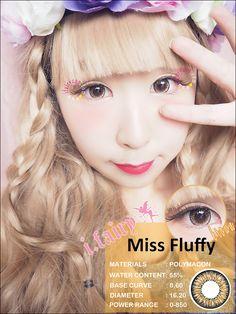 I.Fairy Miss Fluffy Violet for bigger more alluring eyes #ifairycon #ifairy #circlelens #icodi #colorlens #gyaru #ulzzang #eye #makeup #bigeyes #korean #celebrity #kpop #koreancelebrity #koreanproduct #parksihoo #choucream #cute #pretty #eyemakeup #doll #dollmakeup #kawaii #lolita #contactlens #colorcontactlens