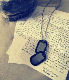 my letters, my lifesaver <3