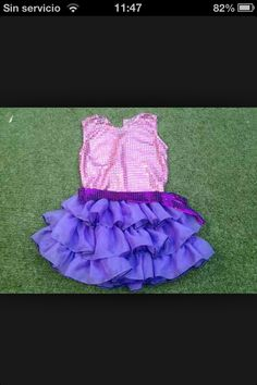 En mi mundo Violetta vestido